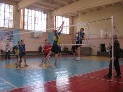 ФІНАЛ волейбольного турніру 1 літніх спортивних ігор Уманського району.