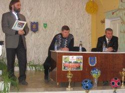 Детальний звіт про звітно-виборчу конференцію федерації футболу Уманського району!