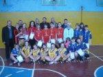 Результати баскетбольного турніру 1 літніх спортивних ігор Уманського району.